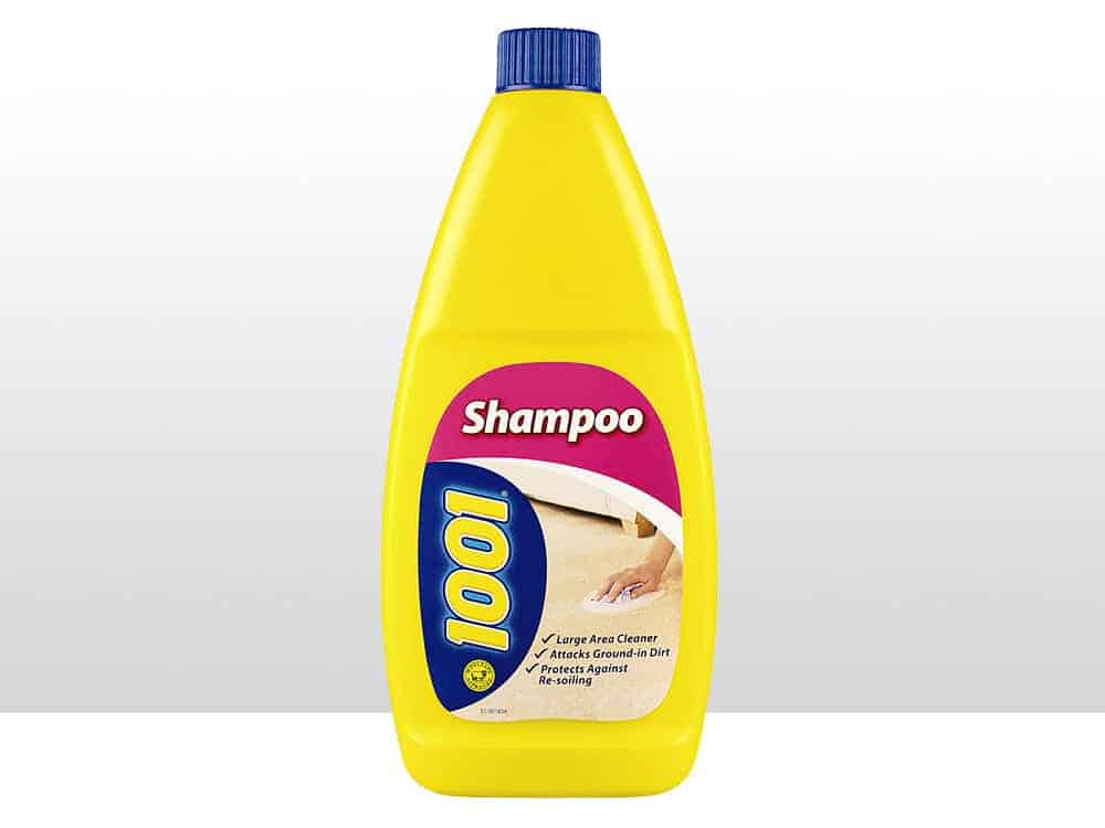 products carpet shampoo