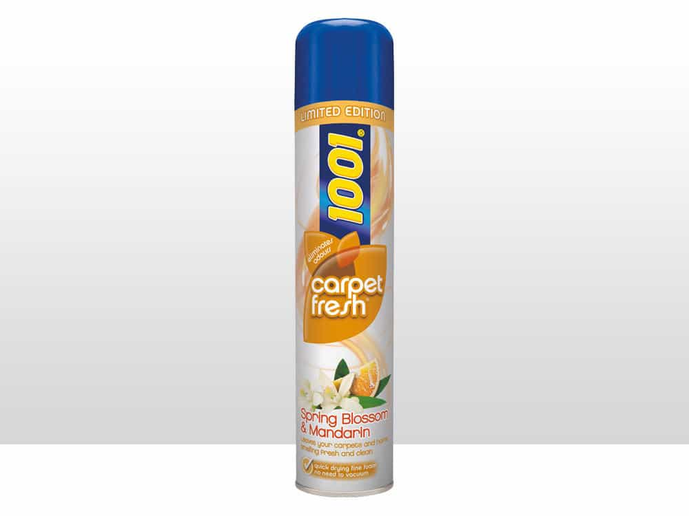 1001 No Vac Foam Carpet Freshener Carpet Vidalondon