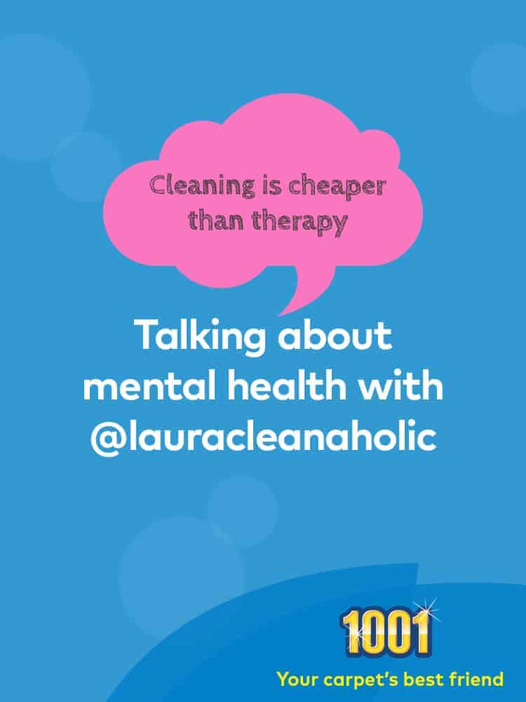 mental health cleaning