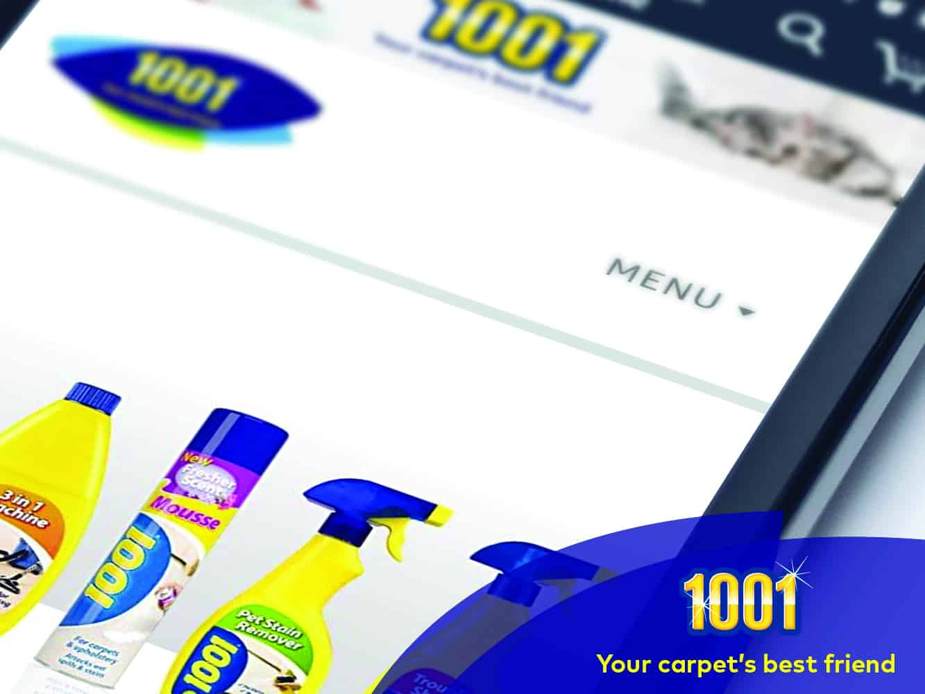 carpet cleaning products