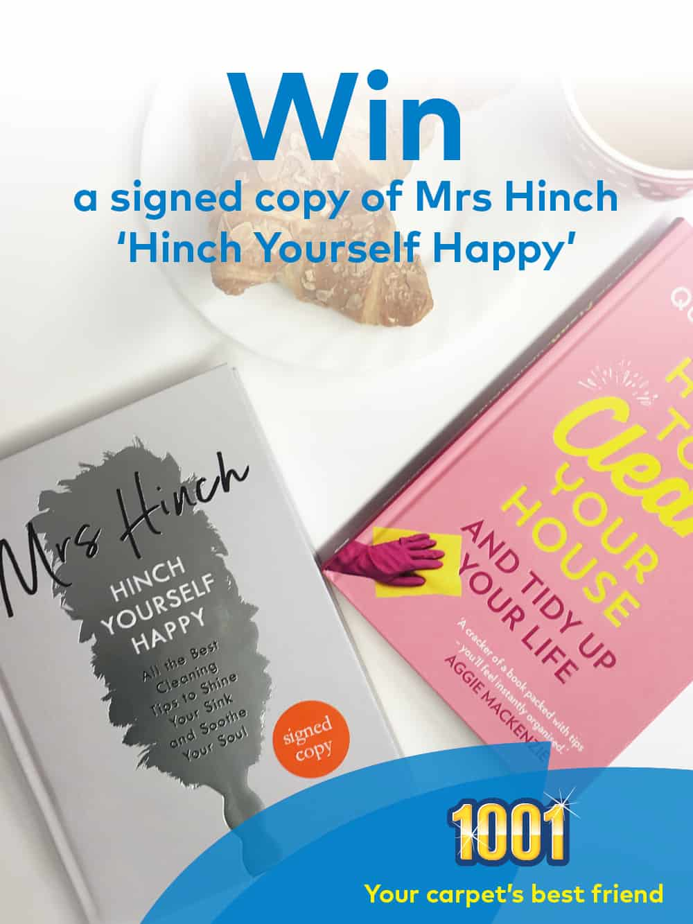 Win a signed book bundle