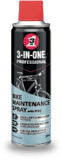 BIKE MAINTENANCE SPRAY WITH PTFE