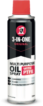 MULTI-PURPOSE OIL SPRAY WITH PTFE