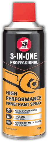 HIGH PERFORMANCE PENETRANT SPRAY