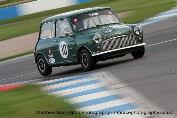3-IN-ONE Driver finishes 4th at Mini Festival!