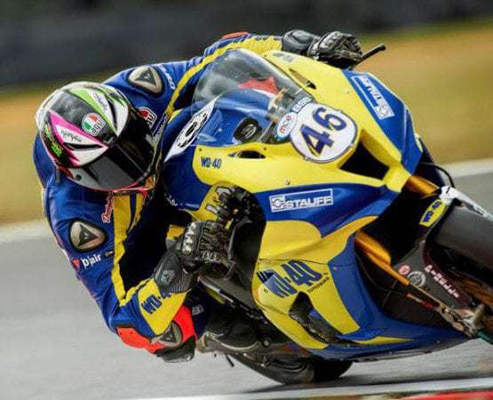 WD-40 British Superbikes
