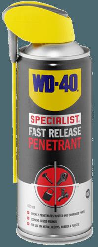 wd40 fast release penetrant