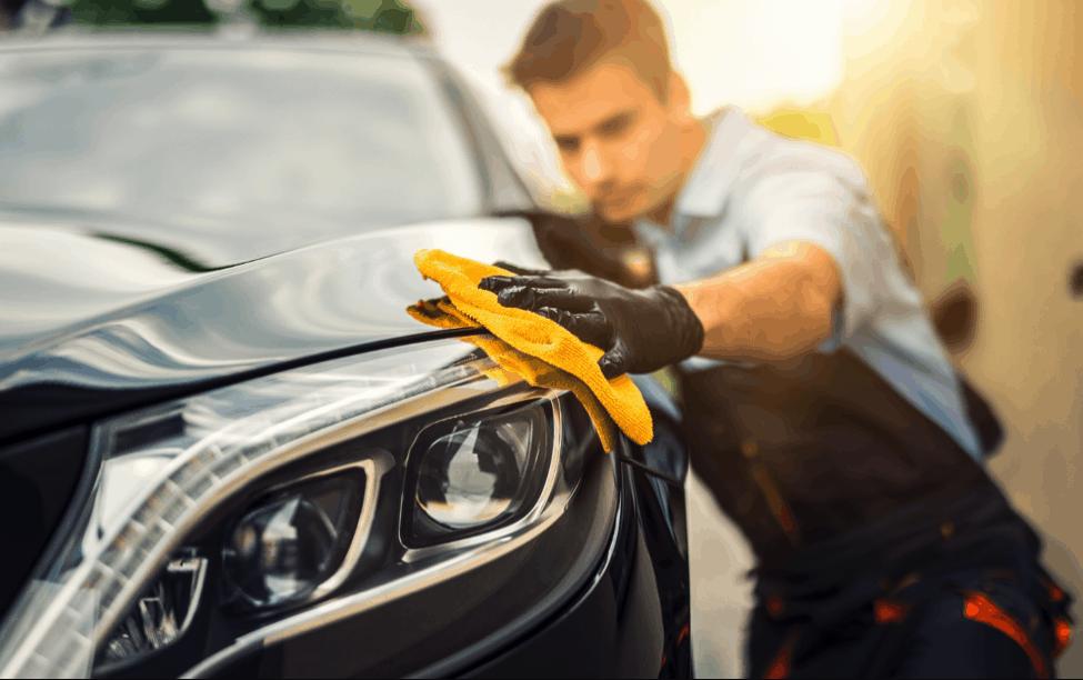 5 трика за лесно почистване на автомобил