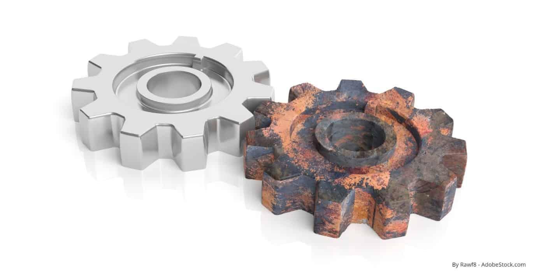 Добрият дизайн намалява шансовете от корозия