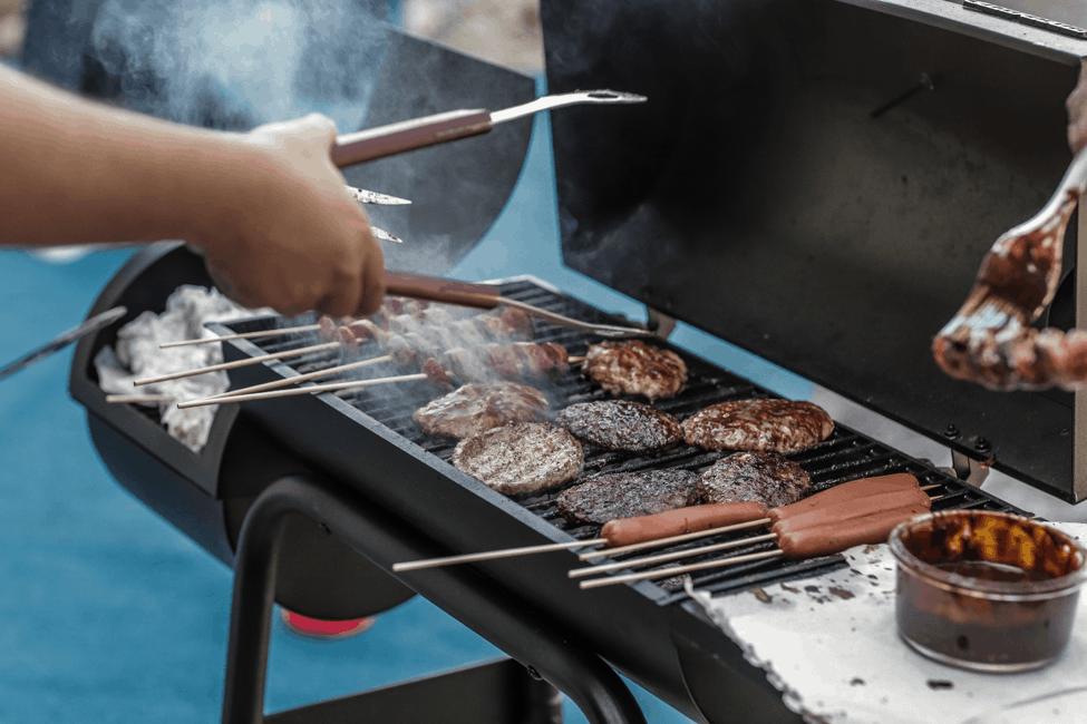 Как да подготвим барбекюто за пролетта