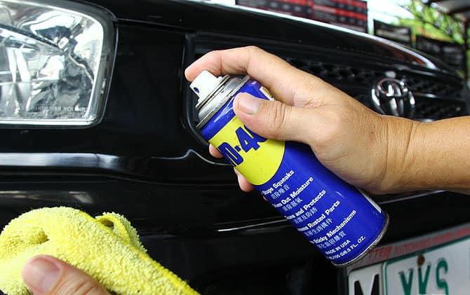 Как да премахнем драскотини от автомобила