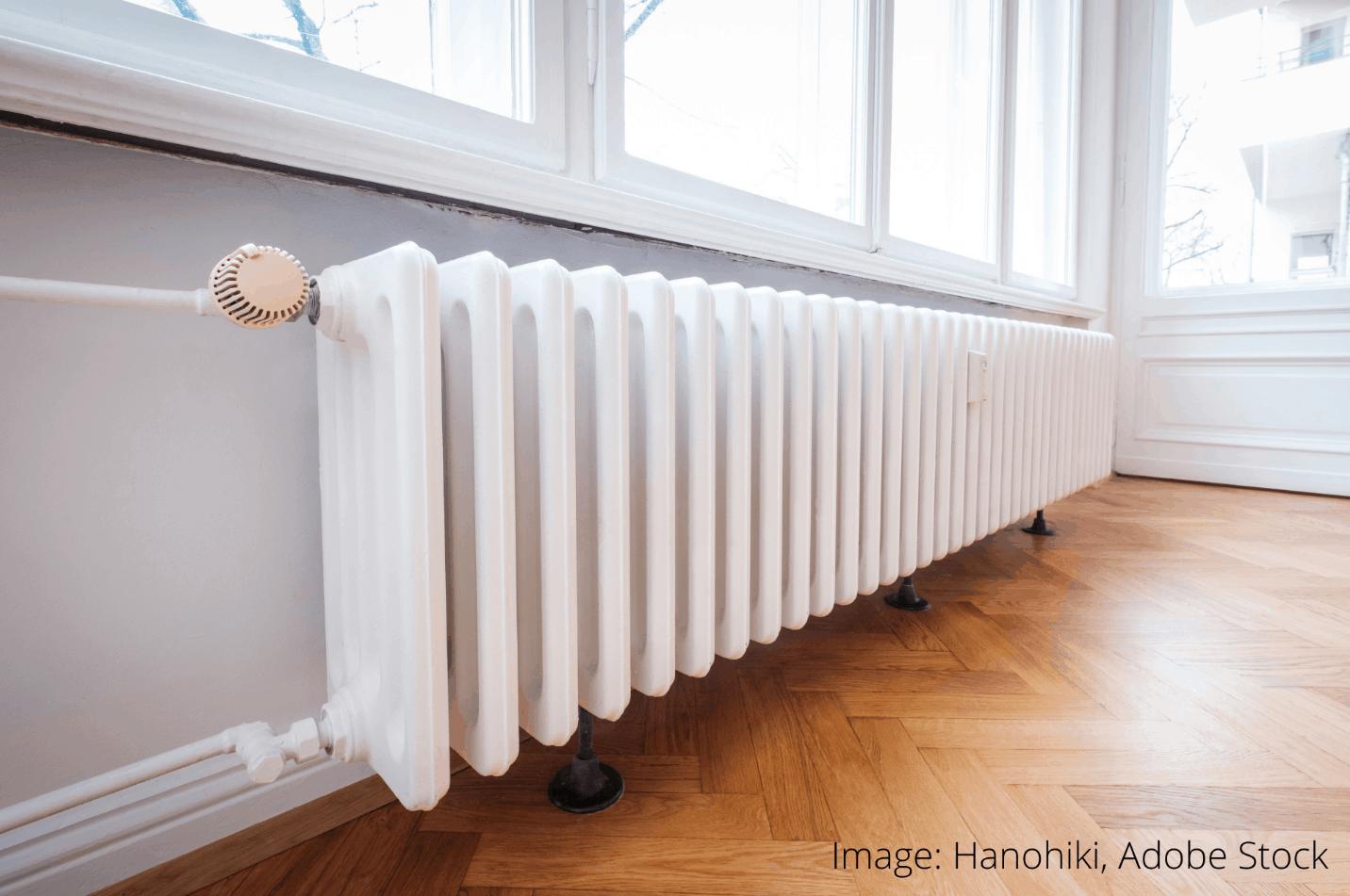 Как обезвъздушавате радиатора в дома си?