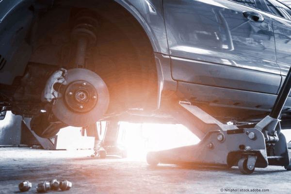 Подготовка на автомобила