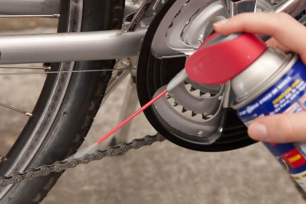 3 typy maziv na řetěz jízdního kola