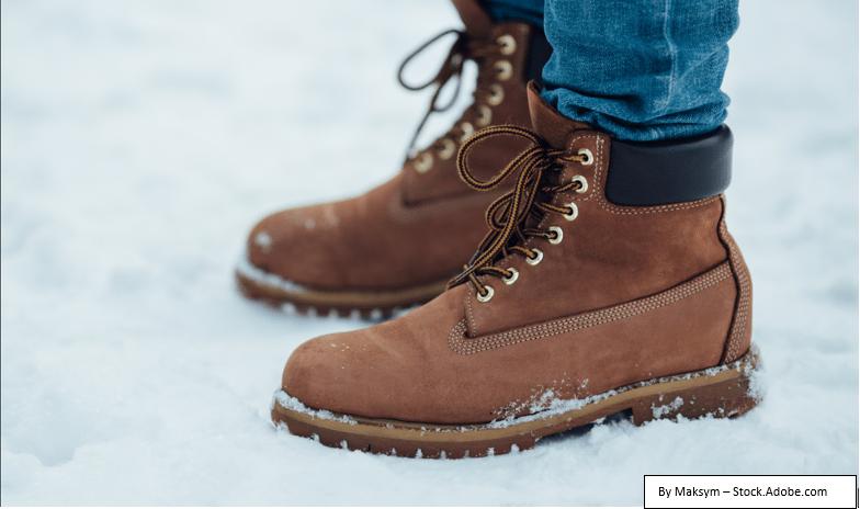 Jak připravit boty na sníh