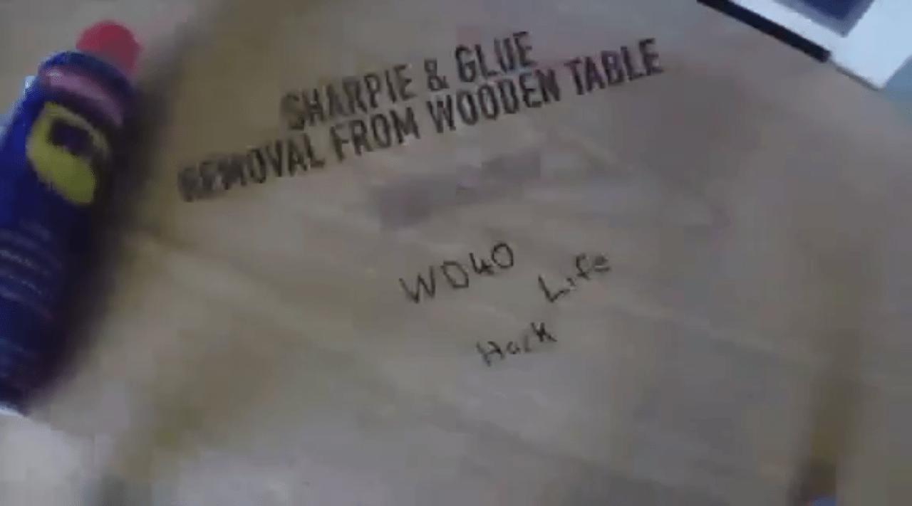 glue removal