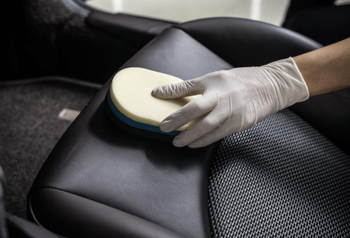 Průvodce čištěním automobilového čalounění