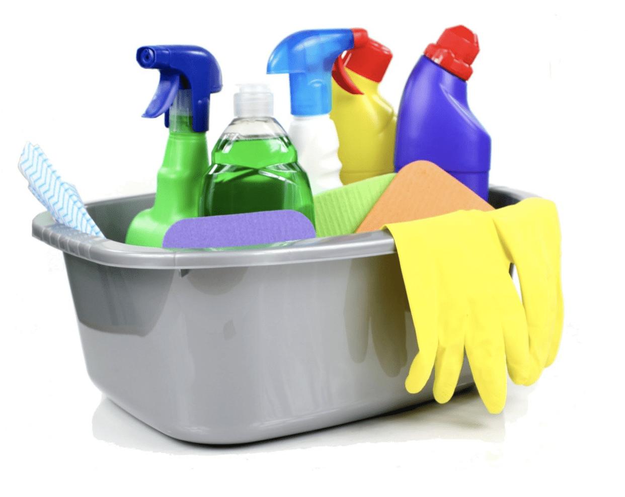 Výrobky, které potřebuje odborník na úklid
