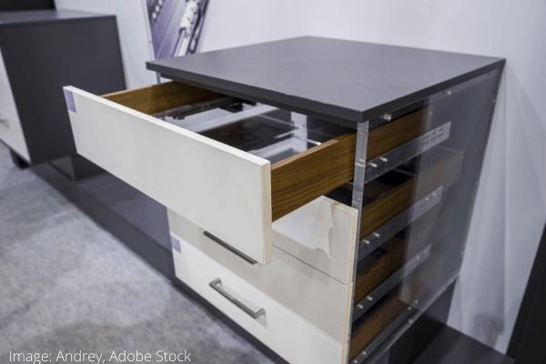 WD-40 - Vyjmutí kuchyňské zásuvky