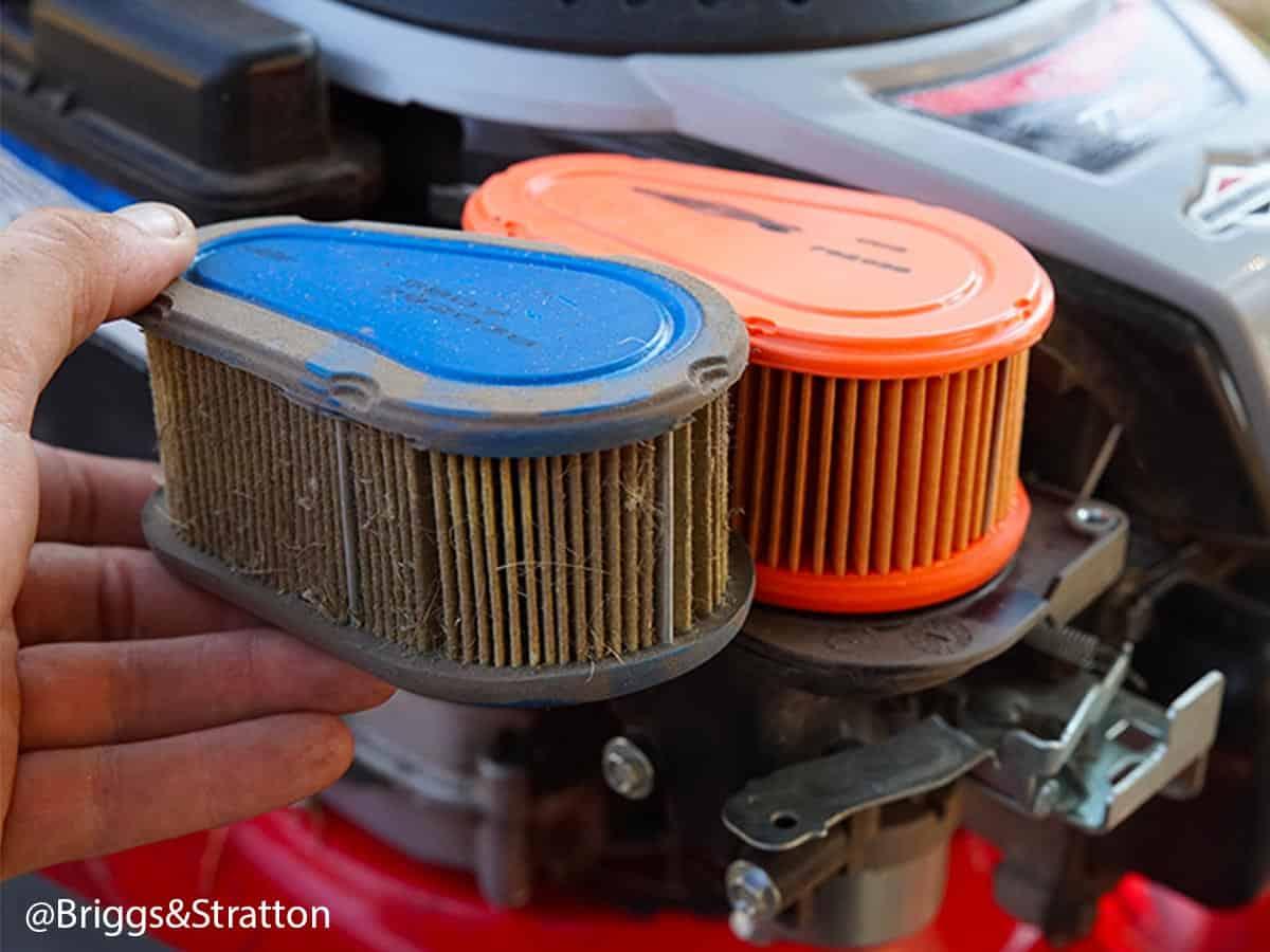 how to overhaul a petrol lawnmower 3