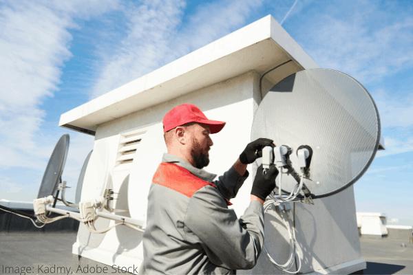 Jak obnovit signál ze satelitní antény