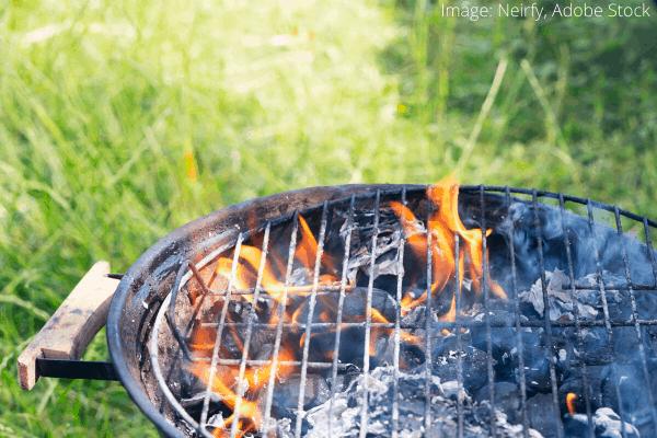 Jak vyčistit gril, aby byl připraven pro použití