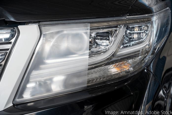 Jak vyčistit zamlžené světlomety