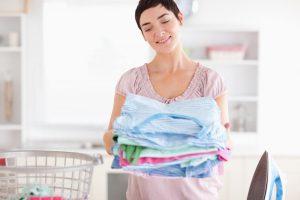 At fjerne tyggegummi fra tøjet