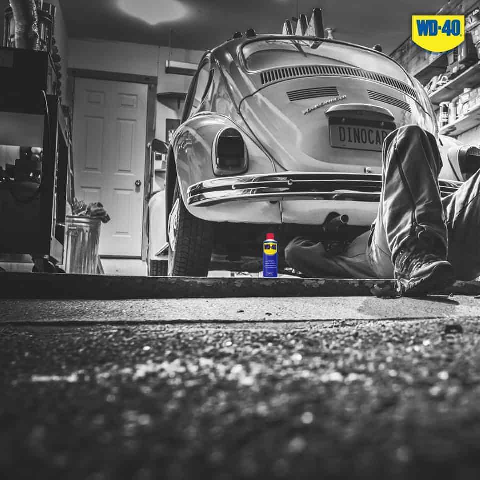 Bil rengøring denne vinter