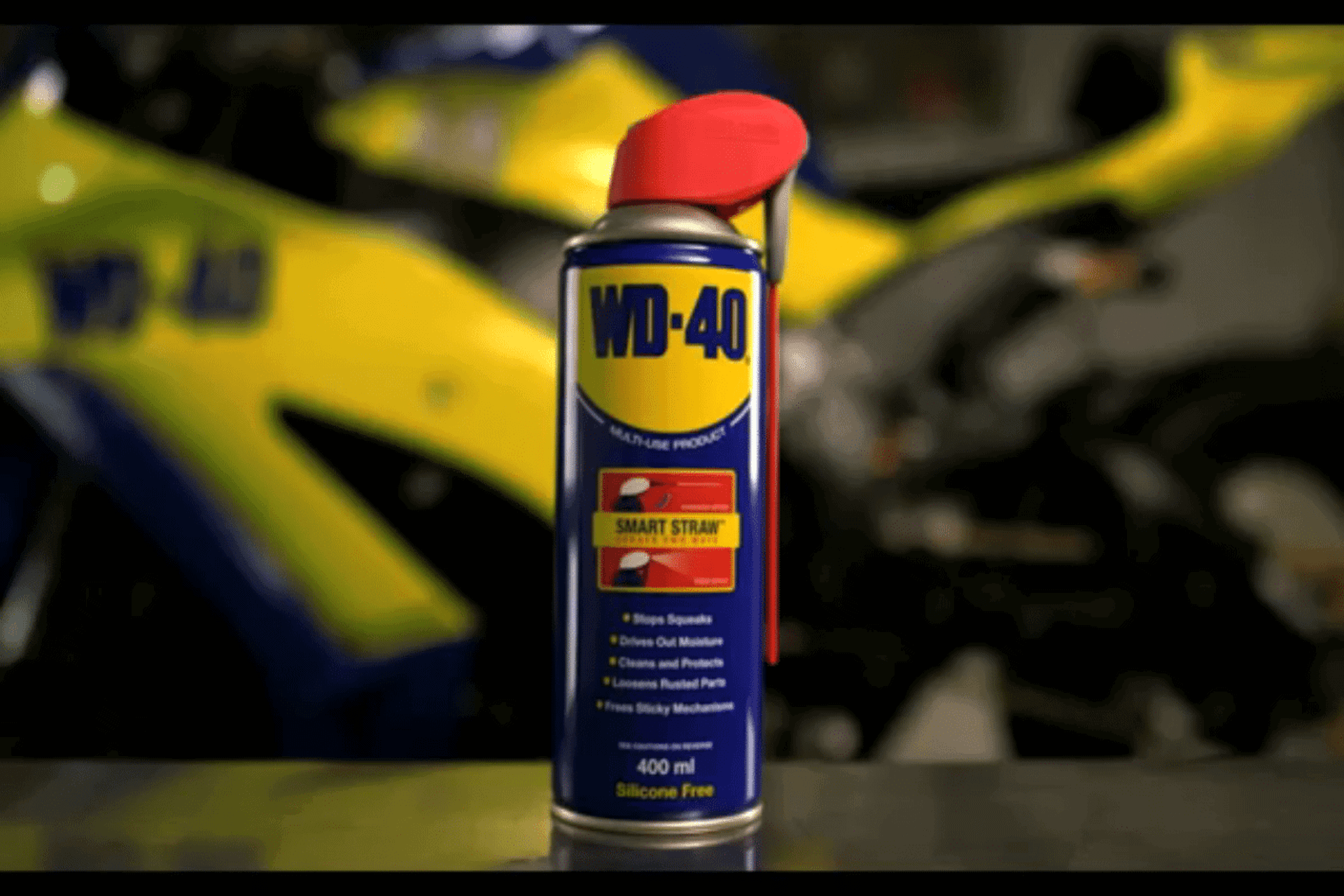 wd40 multi purpose