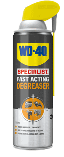 Specialist-fast-acting-degreaser