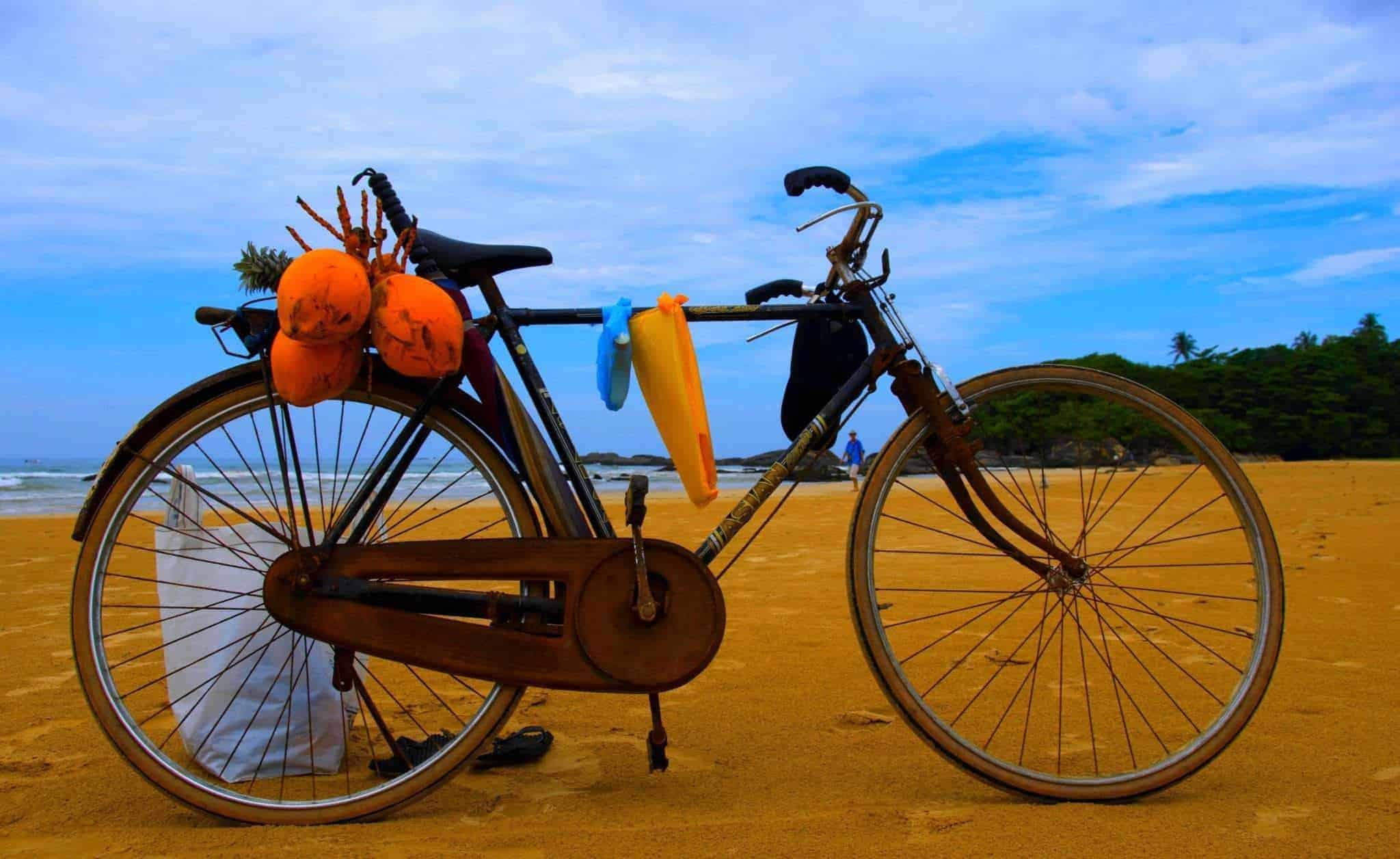 Rengør cykelkæde