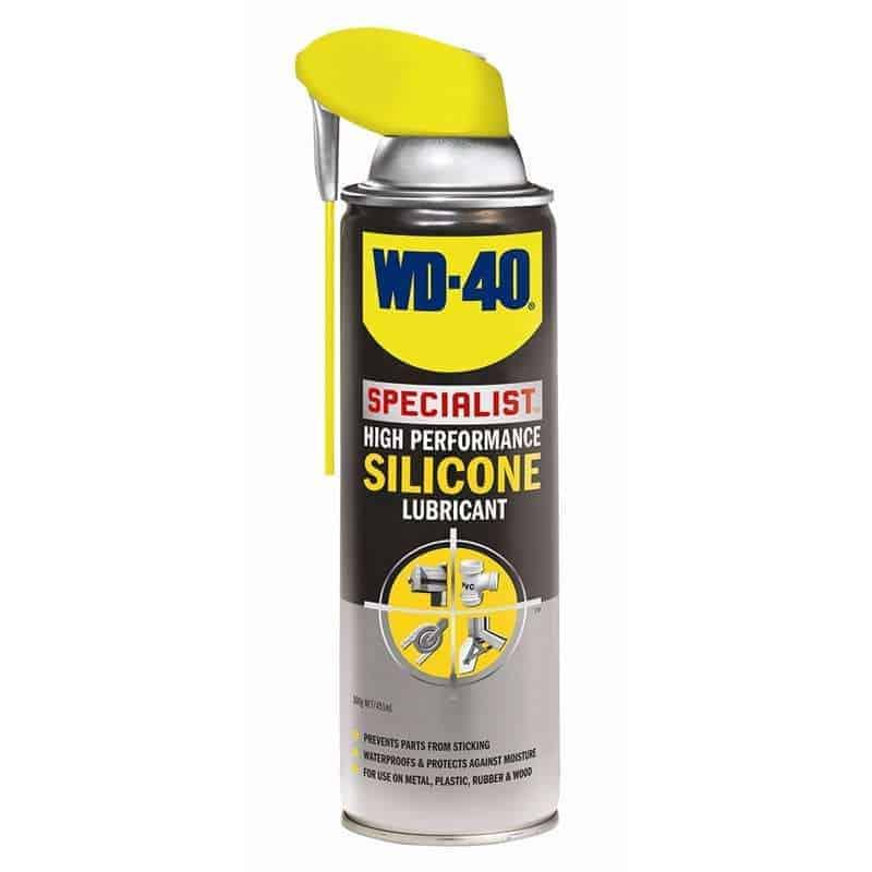 silikone-baserede smøremidler