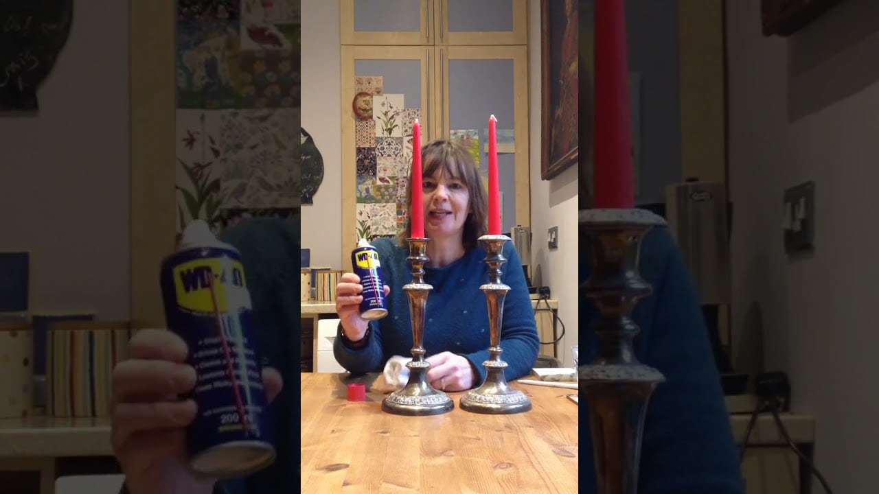 wd40 candles