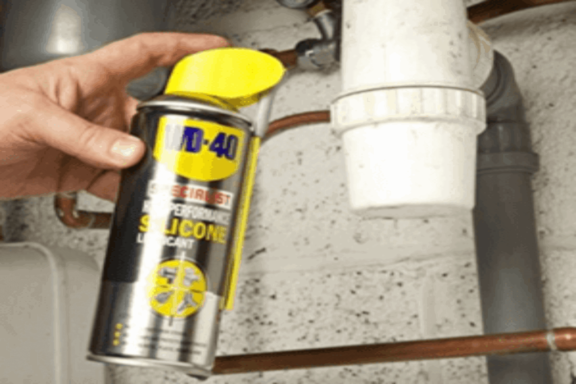 wd40 silicone lubricant