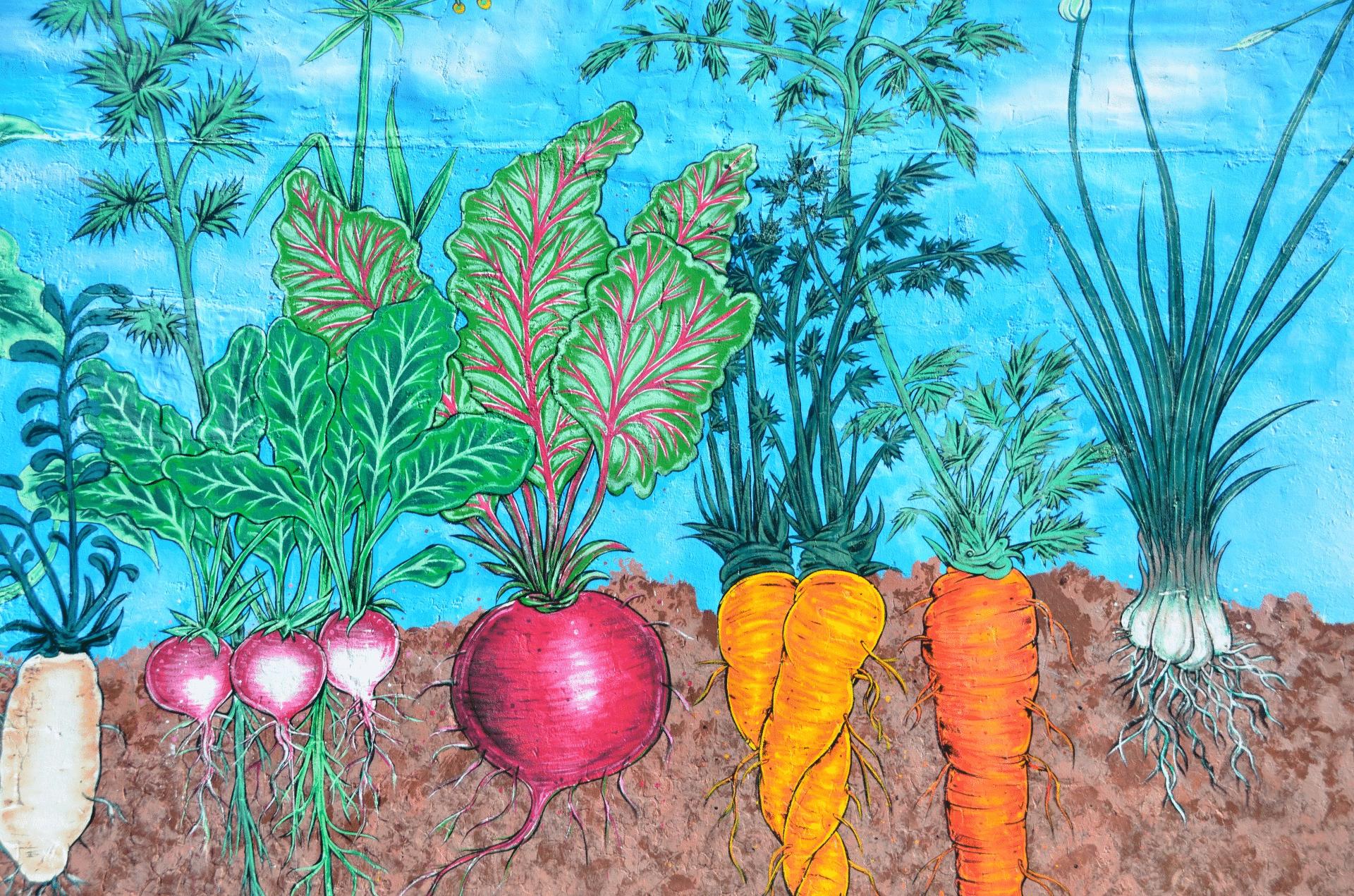 planter fra rustning