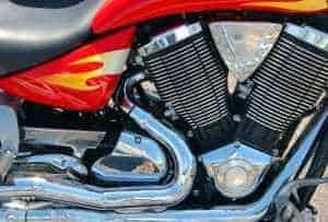 Sådan får man en skinnende motorcykel