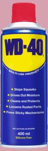 Anti-korrosionsspray som beskytter værktøjer med maksimal beskyttelse