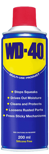 WD-40 original can