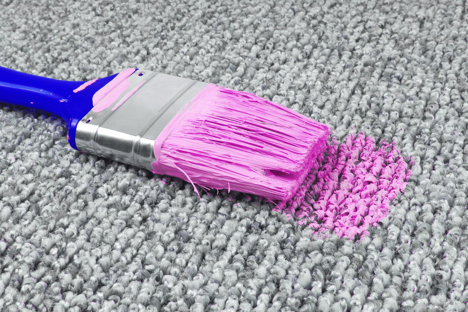 sÅdan fjerne malingspletter fra flisegulve