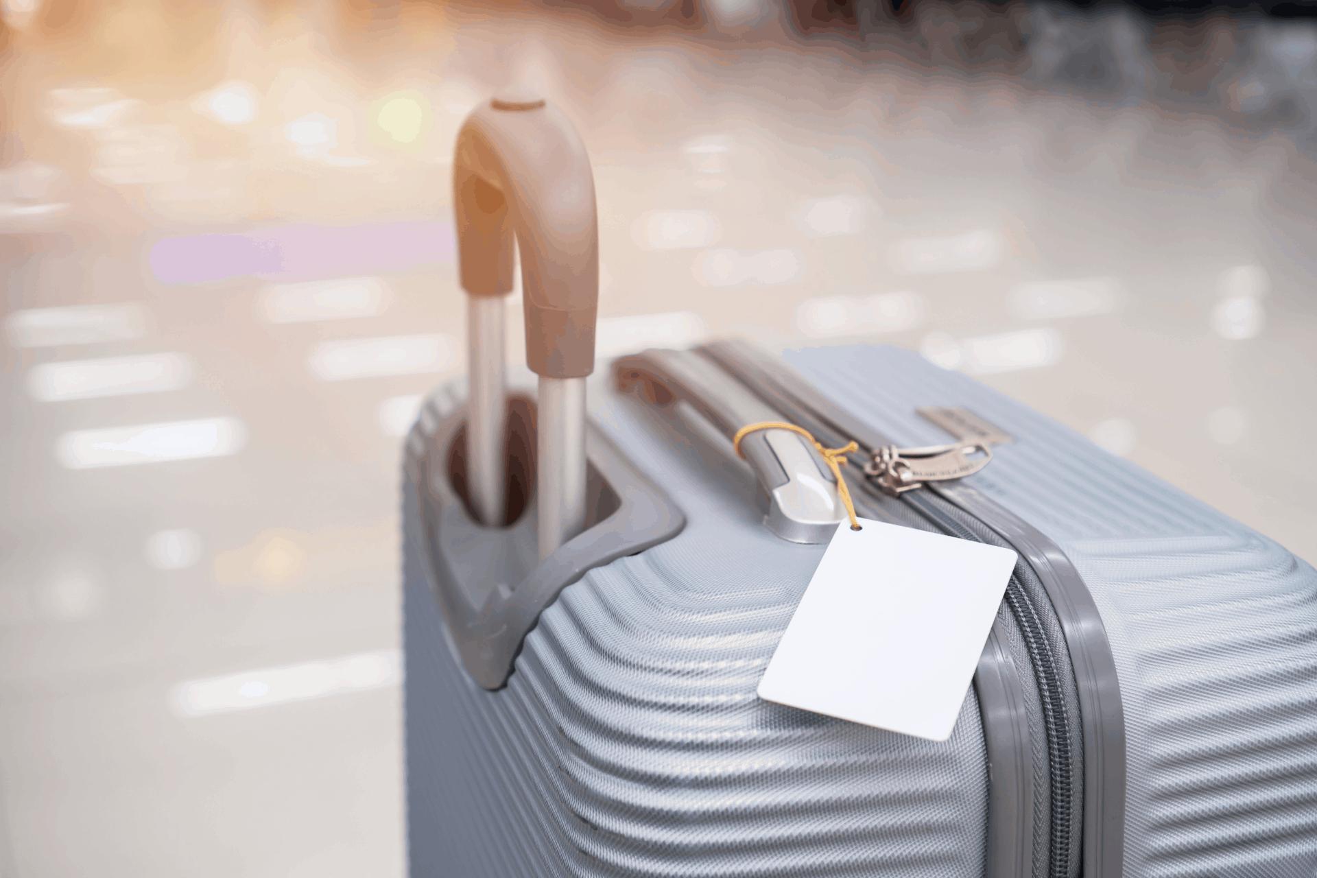 sÅdan smØr dit bagagehÅndtag