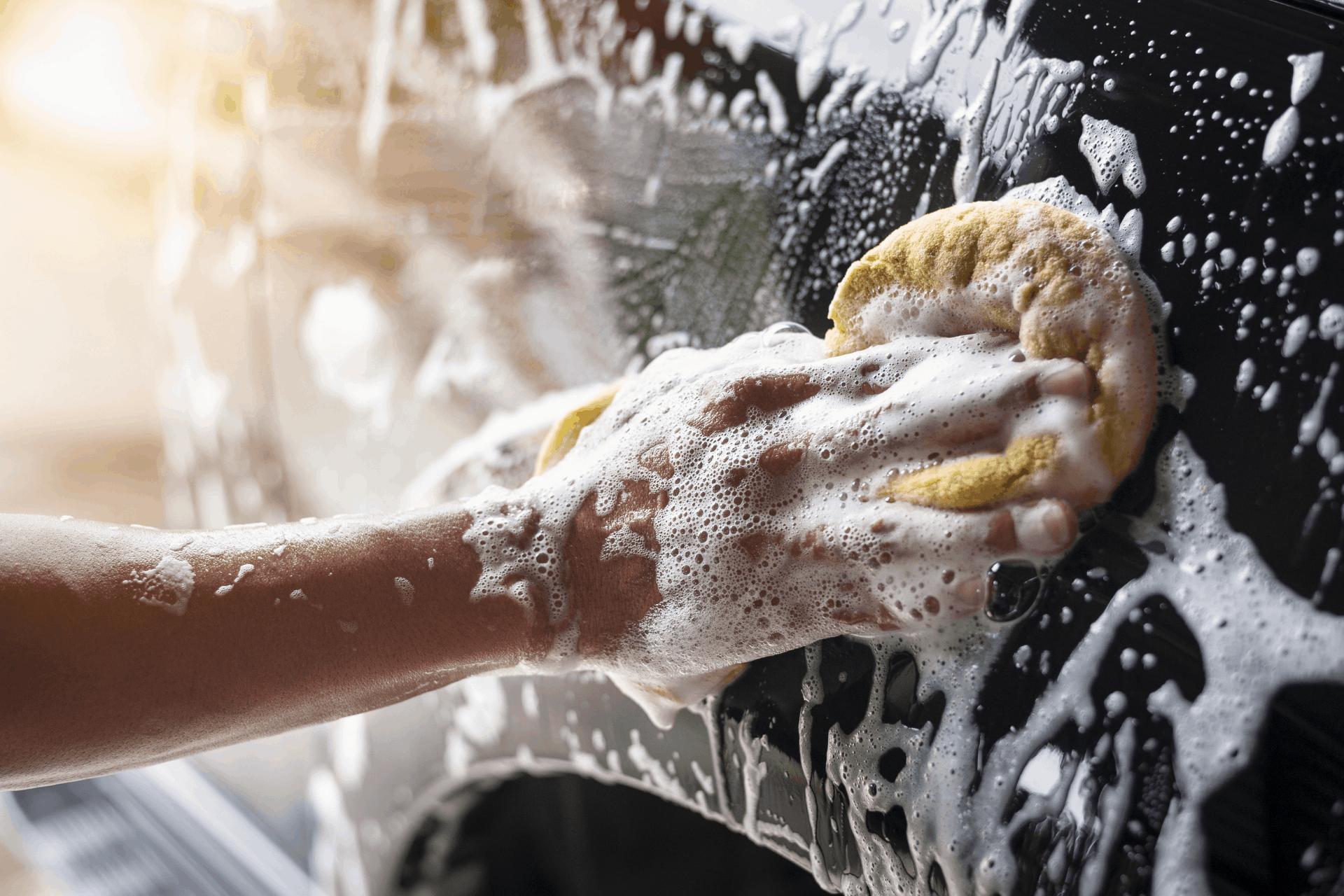 en komplet vejledning til rengØring og vedligeholdelse af biler