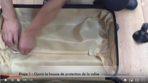 image 3 luggage lining