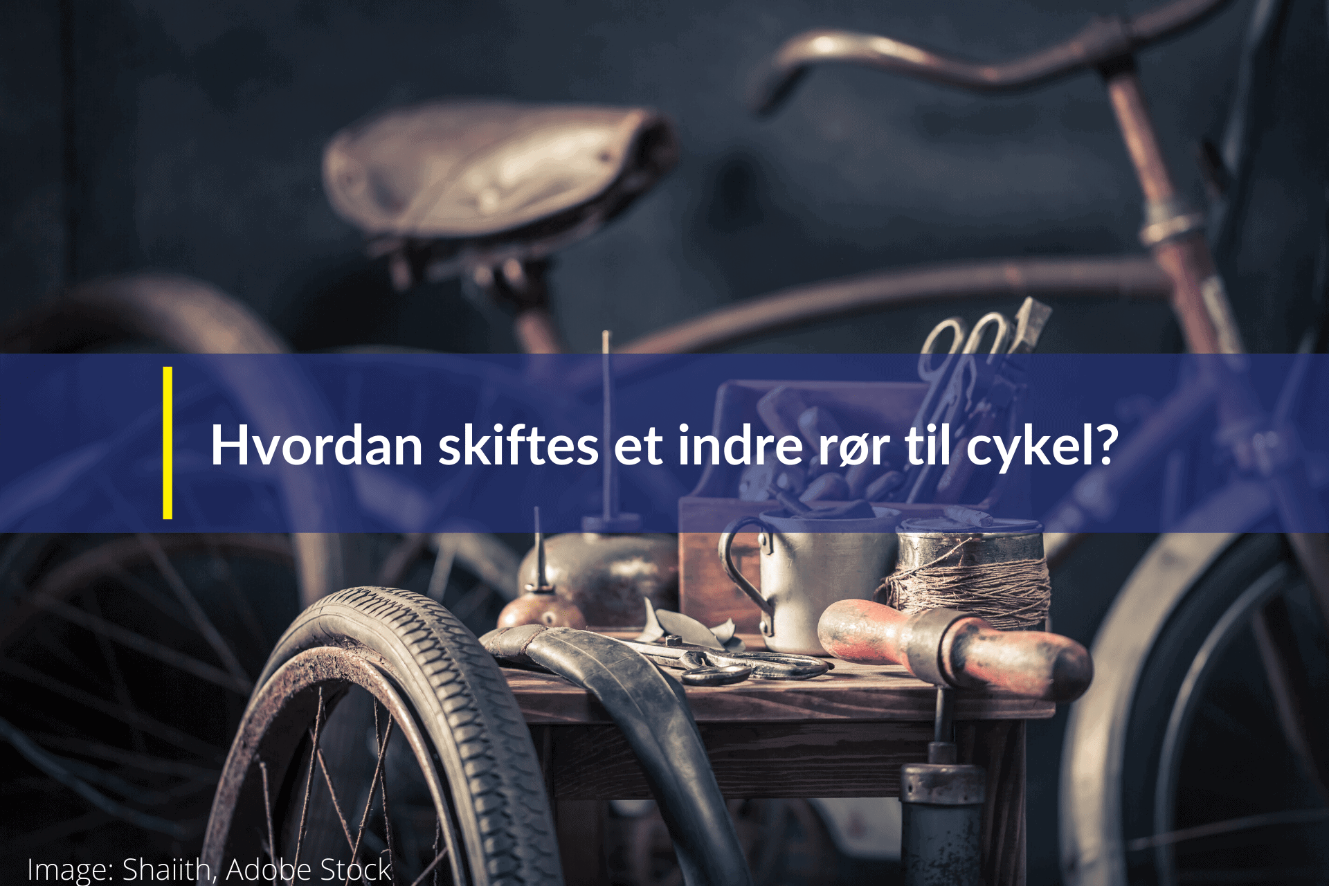 hvordan skiftes et indre rør til cykel (1)