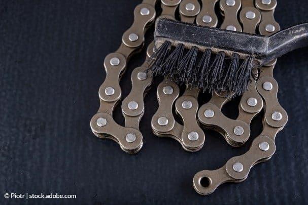 fix bike chain