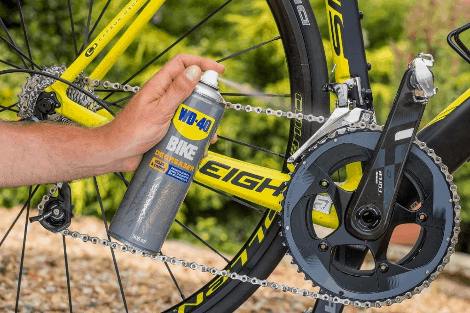 hvordan du affedt en cykelkæde af