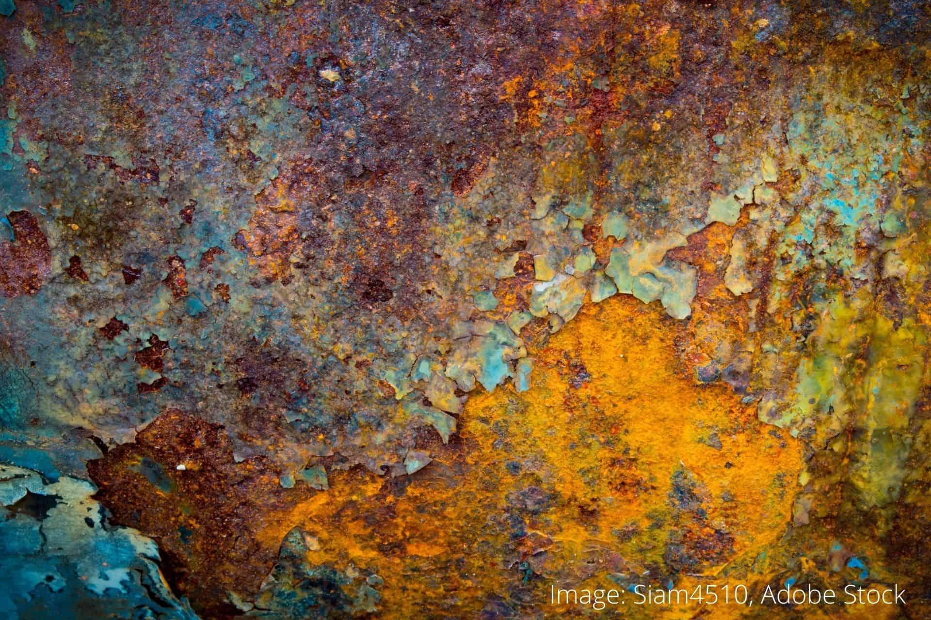 rustbeskyttende produkter