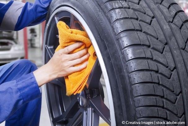 Hvordan du renser din auto fælge 005