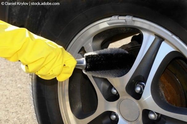 Hvordan du renser din auto fælge 004