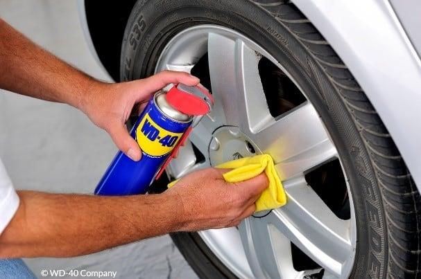 Hvordan du renser din auto fælge 003